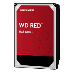 Disque Dur 3.5 2To 256Mo SATA3 WD 5400Trs min - CAVIAR RED Ref   WD20EFAX Garantie constructeur