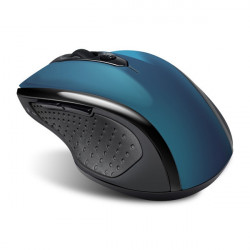 Souris ADVANCE S.fil NOIR   BLEU ERGONOMIQUE SHAPE 6D MOUSE Ref   S-SHAPE-BL