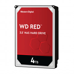 Disque Dur 3.5 4To 256Mo SATA3 WD 5400Trs min - CAVIAR RED Ref   WD40EFAX Garantie constructeur.