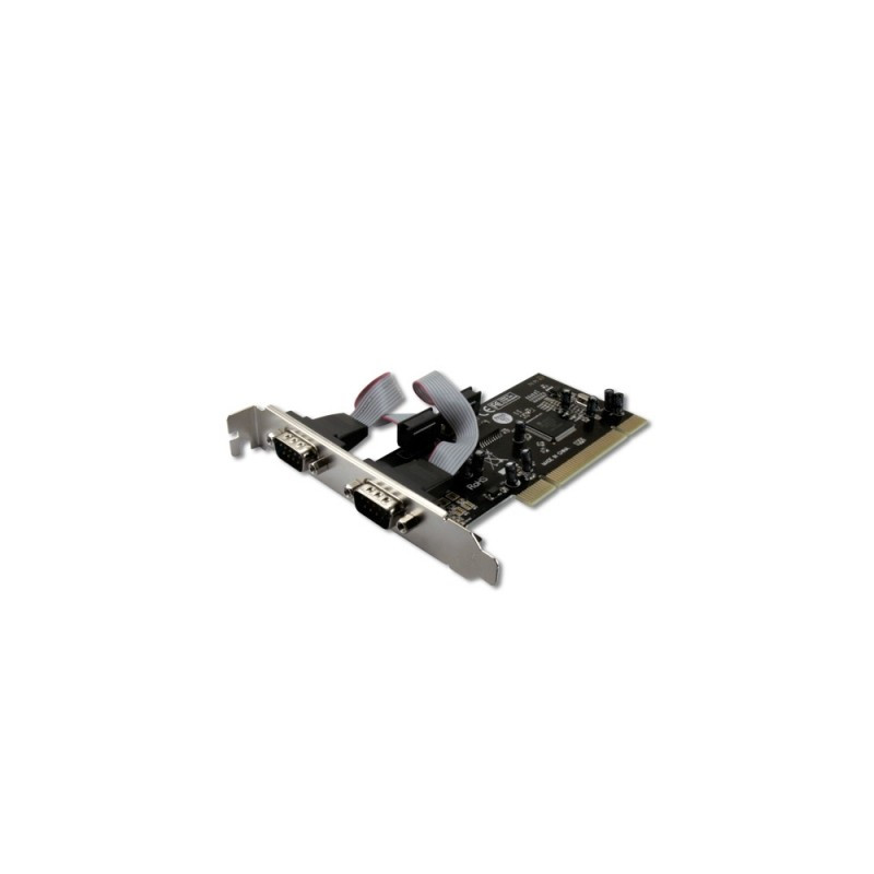 carte-pci-2-ports-serie-db9m-connectland-ref-rs