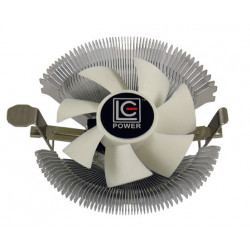 Ventilateur LC POWER Cosmo Cool Intel LGA 775 1150 1151 1155 1156 AMD FM1 FM2 AM2 AM2+ AM3 AM3+ AM4 Réf   LC-CC-85