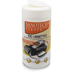boite-de-100-lingettes-sanotech-ref-st0170