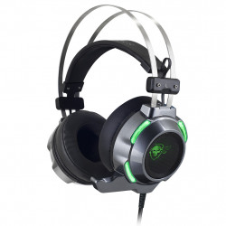 Casque ELITE-H30  GREY SPIRIT OF GAMER filaire de 2.3m .Jack 3.5 mm   Réf  MIC-EH30