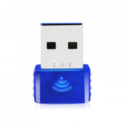 NANO CLES USB 3.0 WIFI HEDEN 300 Mbps Réf   CLW300USB3