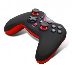 Manette de jeux PS3 XGP WIRELESS RED  nanette sans fil compatible ps3 pc SPIRIT OF GAMER Ref   SOG-RFXGP