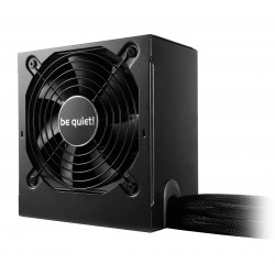 Alimentation ATX 400W Be Quiet 80 PLUS BRONZE ven 12cm System Power 9 Réf   BN245